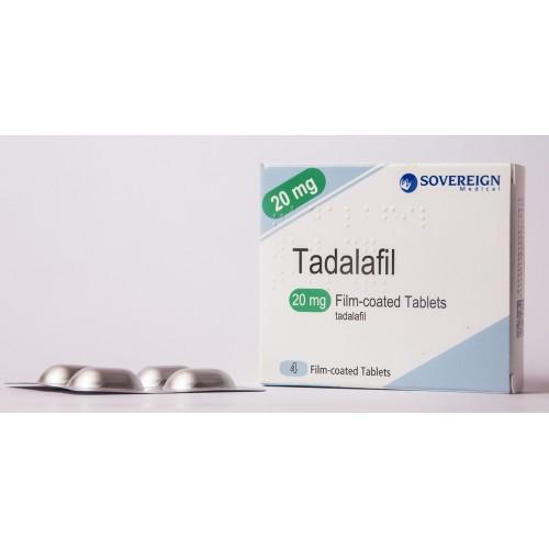 Tadalafil 20mg in Pakistan