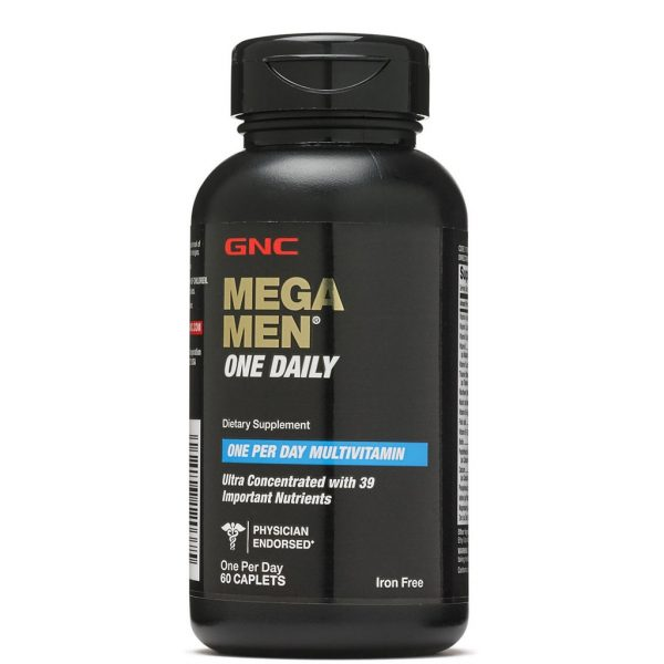gnc mega men