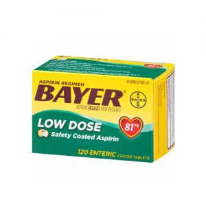 Aspirin Regimen Bayer - Free shipping