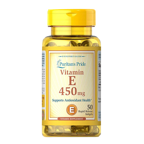 Vitamin e 450 mg - Free shipping in Pakistan