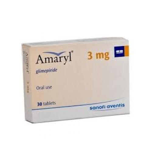 Amaryl 3mg Price in Pakistan