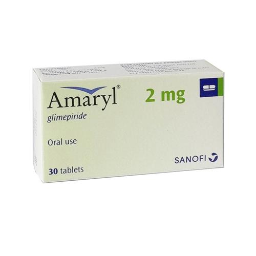 Amaryl 2mg Price in Pakistan
