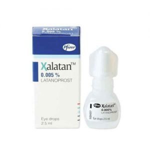 xalatan Eye Drops Price in Pakistan